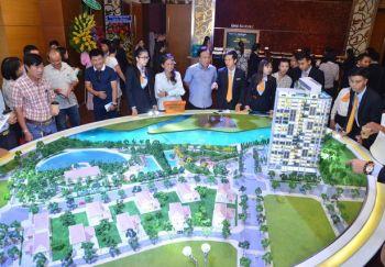 Gần 500 khách hàng tham dự lễ giới thiệu dự án Thủ Thiêm Dragon