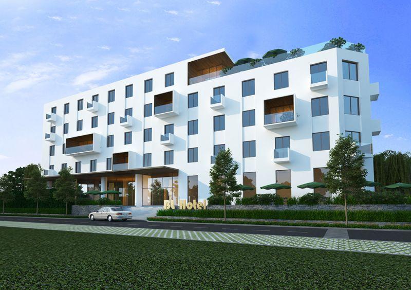 Khách sạn Bình Lợi
