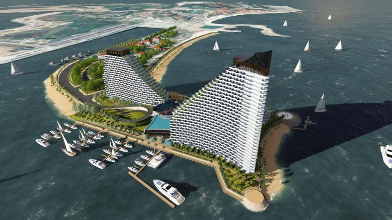 Khách Sạn Đảo Tuần Châu